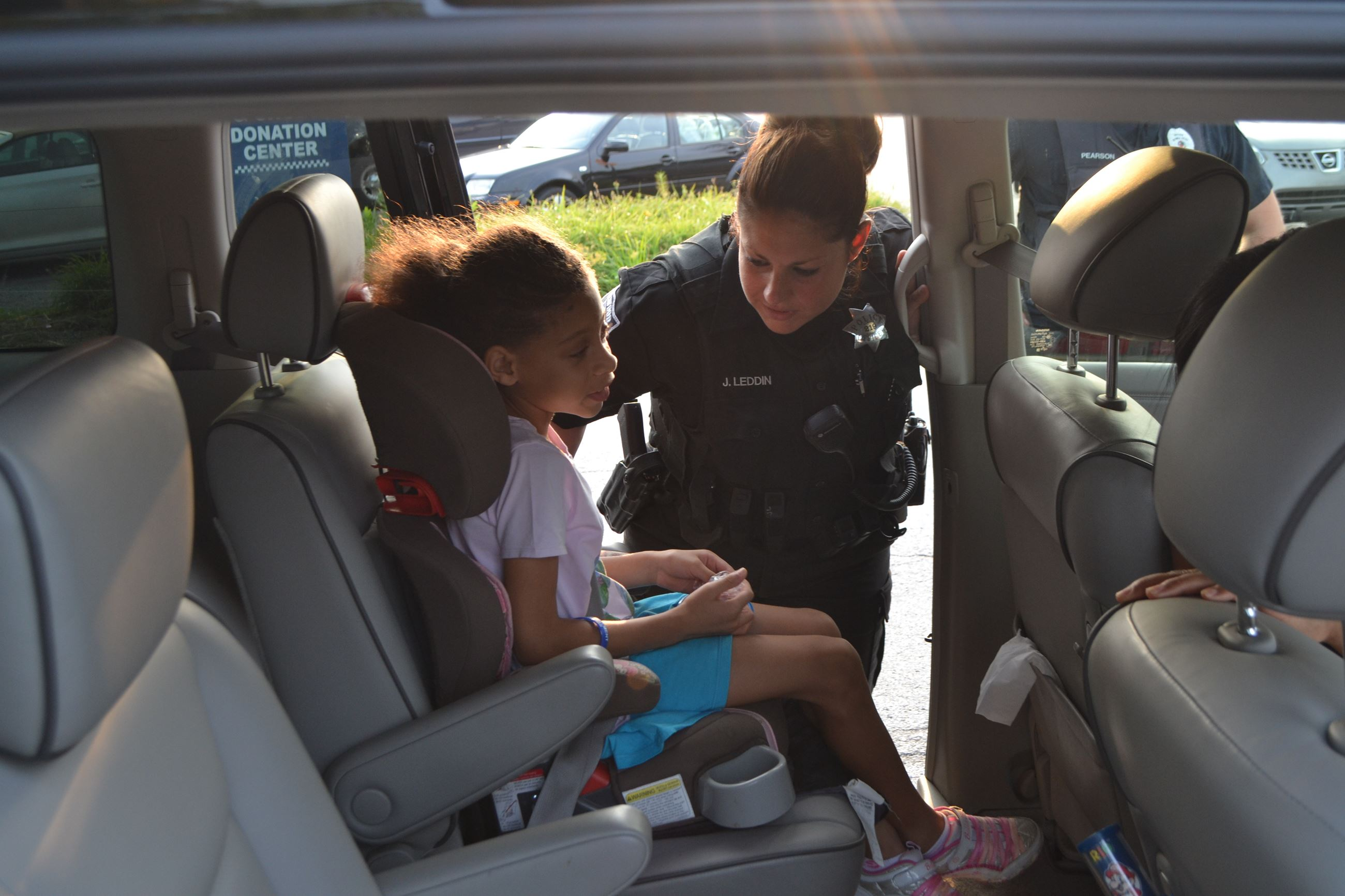 Child Safety Seat Inspection | Elwood, IL
